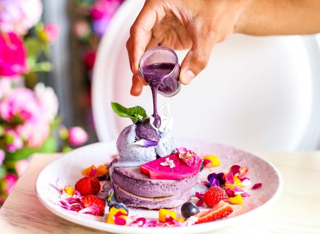 Pancakes - Top 3 Gold Coast Photographers - Florence James Collective Food Photographers Gold Coast Brisbane