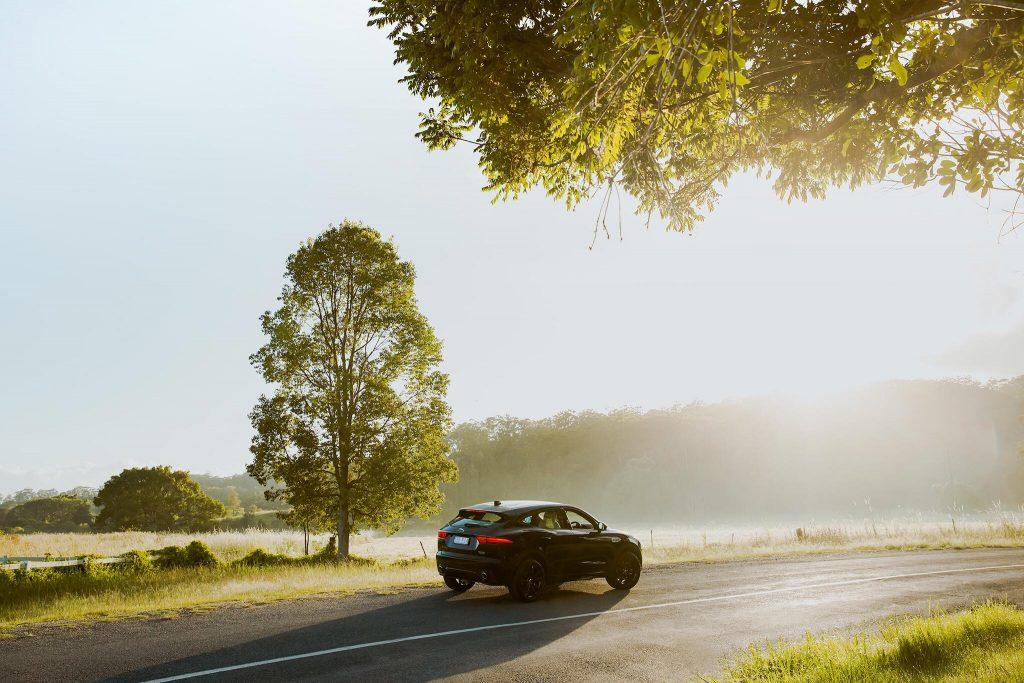 Gold Coast Jaguar. Jaguar E Pace - Tammie Joske