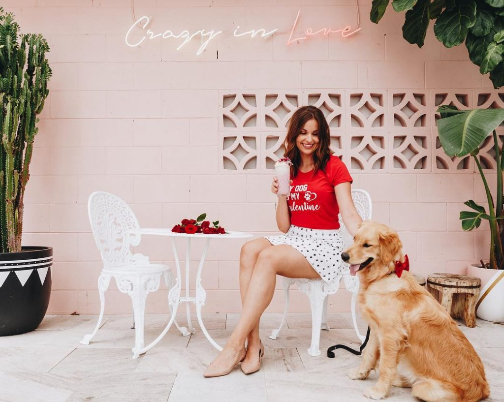 Best Gold Coast Photographers - The Latest shoot with The Dog Mum - Little Palm Creative Co.